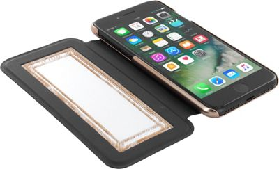 Ted Baker iPhone 6 & 7 Mirror Folio Case Darsa Lost Garden - Ted Baker Electronic Cases