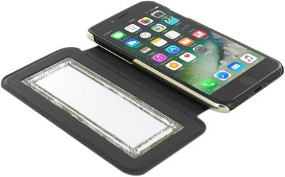 Ted Baker iPhone 6 & 7 Mirror Folio Case Clarena Gem Garden Black - Ted Baker Electronic Cases