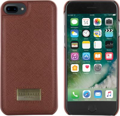 Ted Baker iPhone 6 & 7 Plus Case Haliday Tan - Ted Baker Electronic Cases