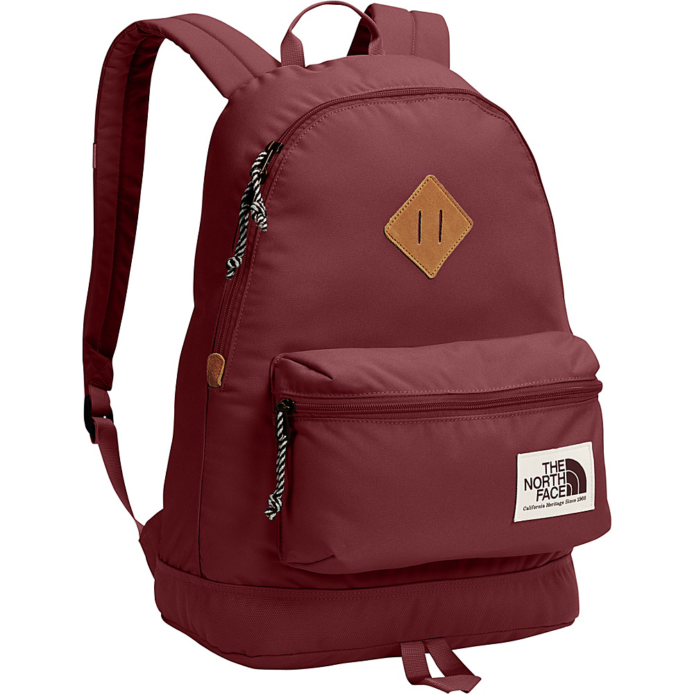 The North Face Berkeley Backpack Sequoia Red - The North Face School & Day Hiking Backpacks - Backpacks, School & Day Hiking Backpacks