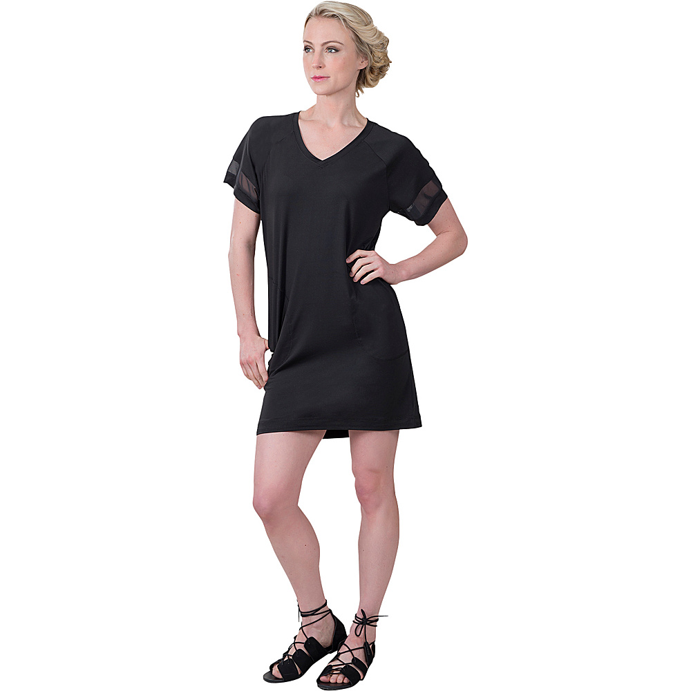 Soybu Havana Dress XS - Black - Soybu Womens Apparel - Apparel & Footwear, Women's Apparel