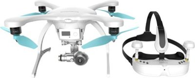 ehang Ghostdrone 2.0 Android VR White/Blue - ehang Cameras