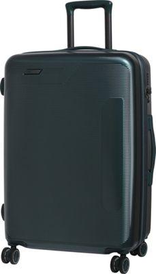 it luggage Autograph Hardside 8 Wheel 25.8 inch Spinner Luggage Teal - it luggage Hardside Checked