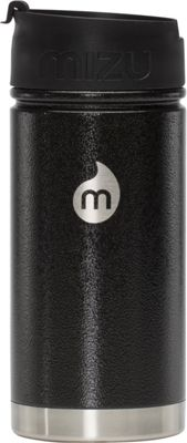 Mizu Inc V5 Water Bottle with Coffee Lid Black Hammer Paint - Mizu Inc Hydration Packs and Bottles