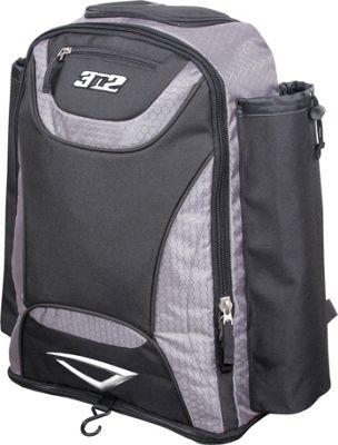 3N2 Revo Bat Bag Backpack Grey/Black - 3N2 Gym Bags