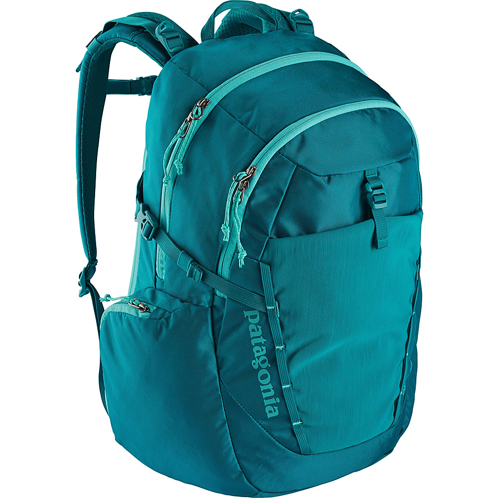 Patagonia Womens Paxat Pack 30L Elwha Blue - Patagonia Laptop Backpacks - Backpacks, Laptop Backpacks