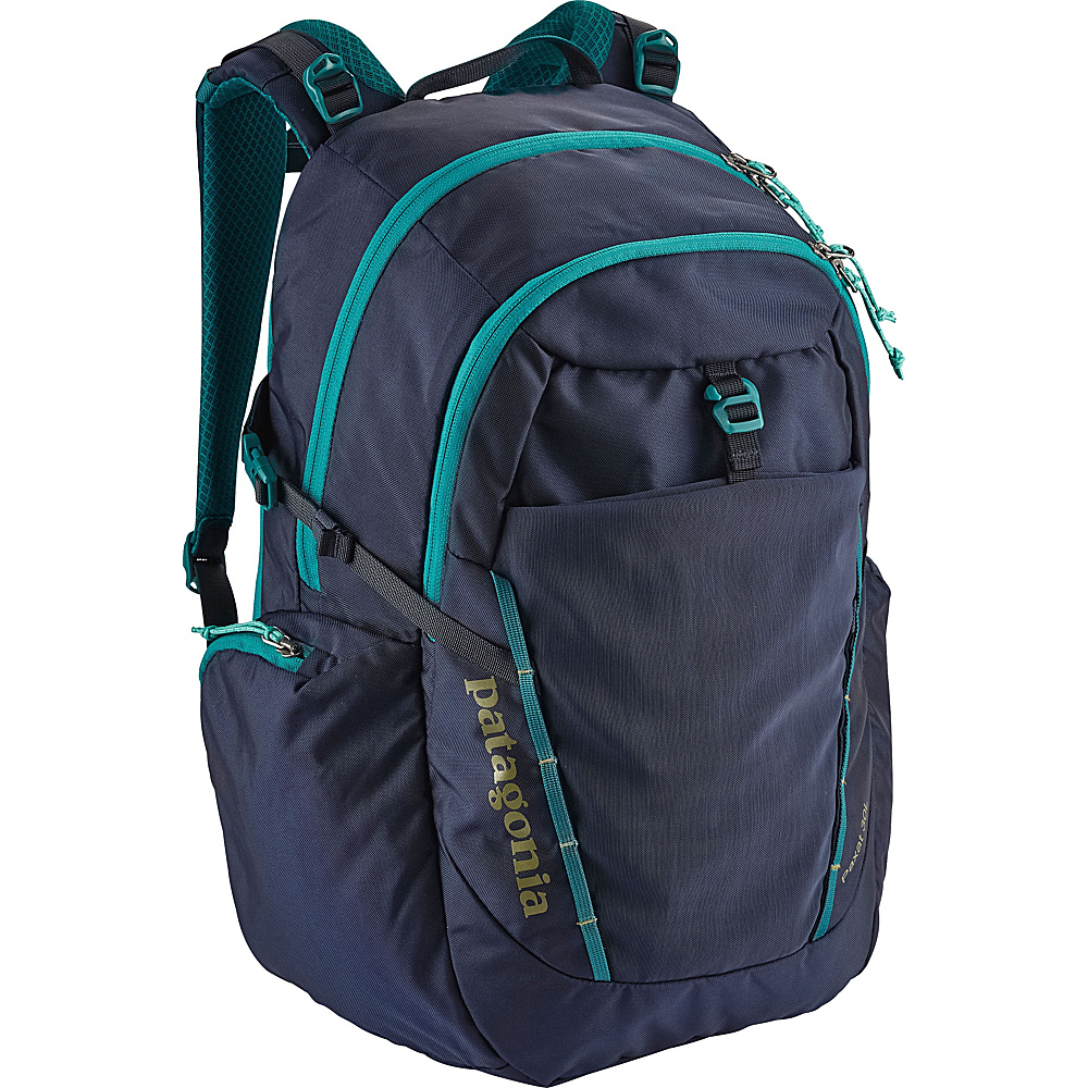 Patagonia Womens Paxat Pack 30L Navy Blue - Patagonia Laptop Backpacks - Backpacks, Laptop Backpacks