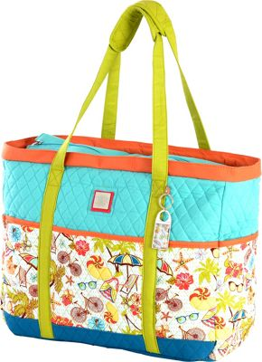 Inky & Bozko Beachy Keen Oversized Tote Beachy Keen - Inky & Bozko Leather Handbags