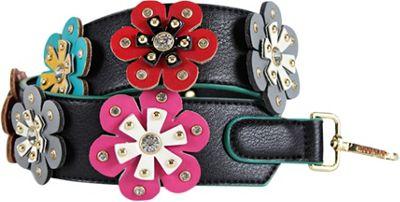 Nicole Lee Haydee Guitar Embellished Bag Strap Multi Flower - Nicole Lee Women's Wallets