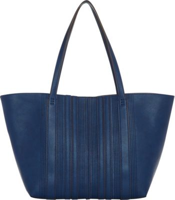 Splendid Key Biscayne Tote Navy - Splendid Designer Handbags
