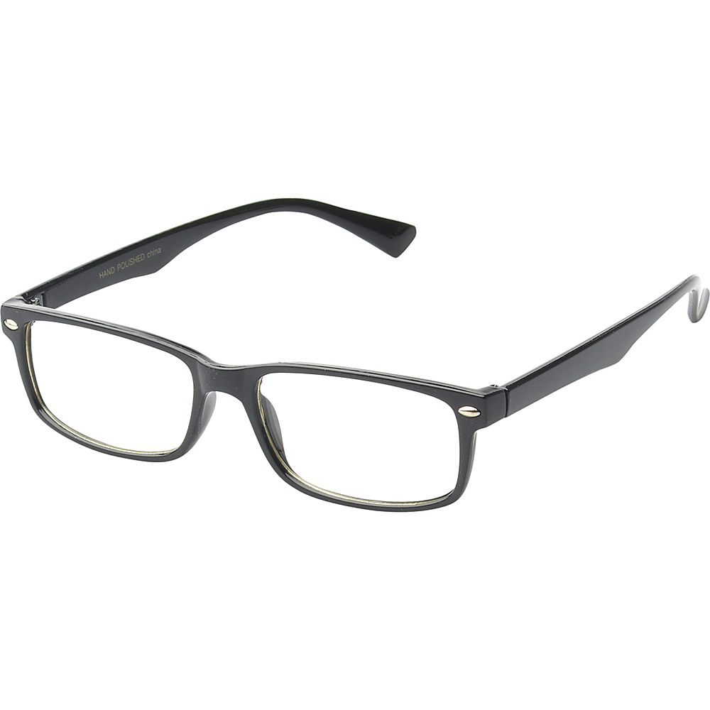 SW Global Cartersville Rectangle Fashion Sunglasses Black - SW Global Eyewear - Fashion Accessories, Eyewear