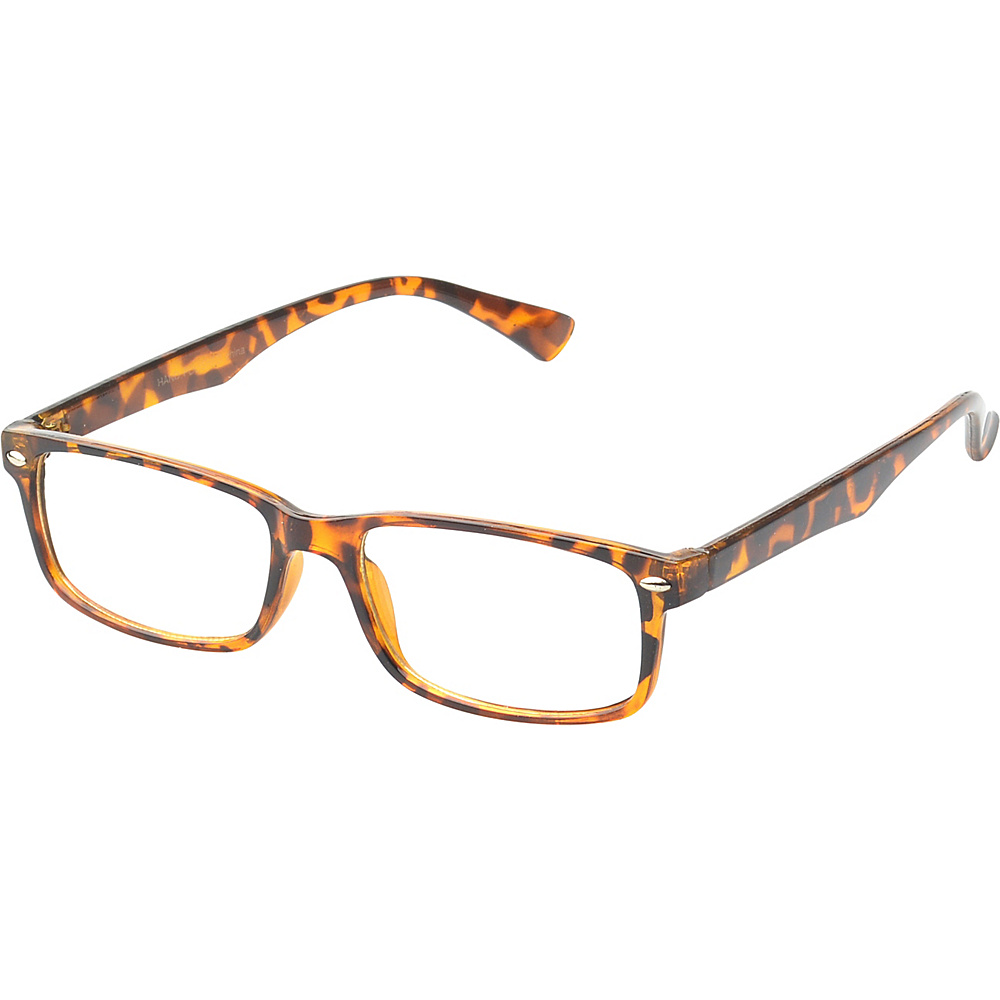 SW Global Cartersville Rectangle Fashion Sunglasses Leopard - SW Global Eyewear - Fashion Accessories, Eyewear