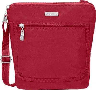 baggallini Pocket Medium Crossbody Apple - baggallini Fabric Handbags