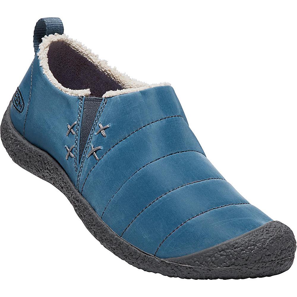 KEEN Womens Howser II Slip-On 9 - Captains Blue - KEEN Womens Footwear - Apparel & Footwear, Women's Footwear