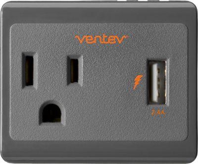 Ventev Wall Charging Hub 200 Grey - Ventev Portable Batteries & Chargers