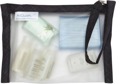 Flanabags AirQuart Travel Bag Carbon Black - Flanabags Packing Aids