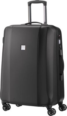Titan Bags Xenon Deluxe 28 inch Expandable Hardside Checked Spinner Luggage Graphite - Titan Bags Large Rolling Luggage