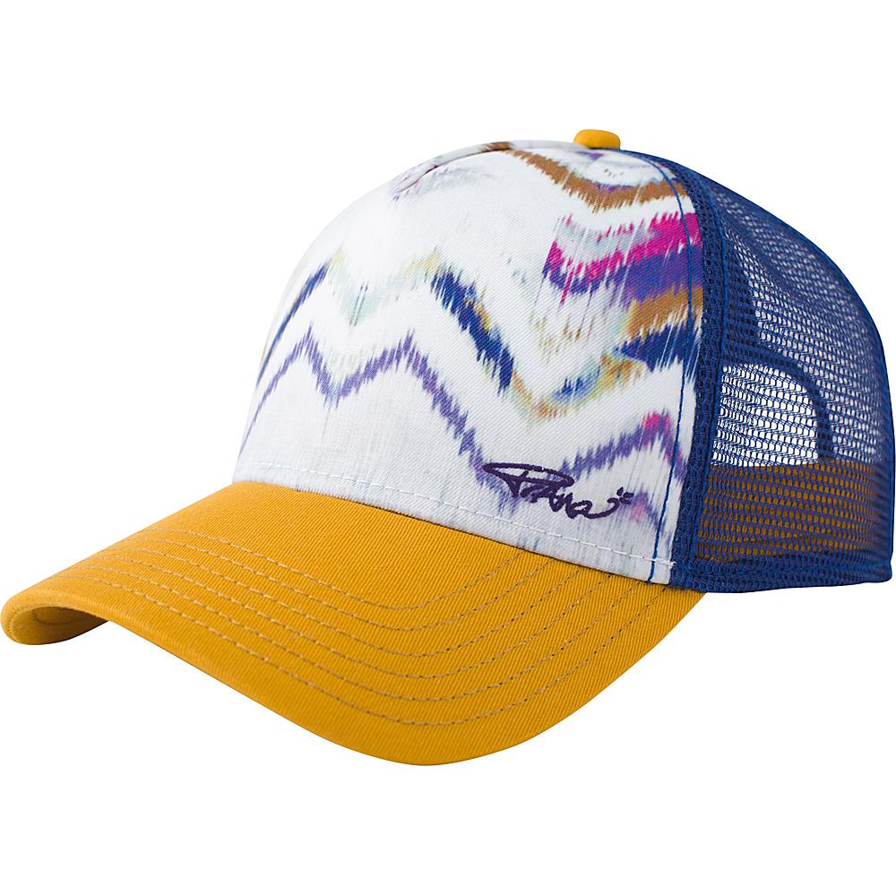 PrAna La Viva Trucker One Size - Amethyst Rhapsody - PrAna Hats - Fashion Accessories, Hats