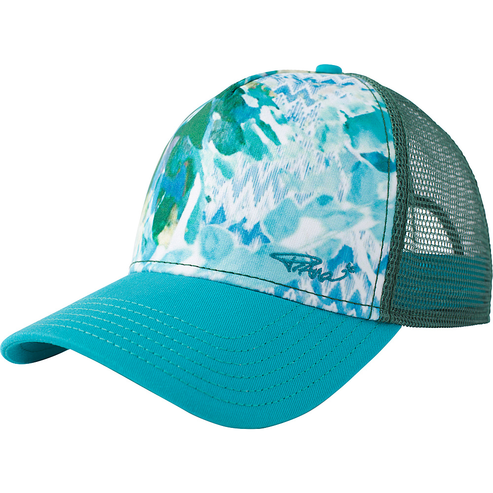 PrAna La Viva Trucker One Size - Balsam Garden - PrAna Hats - Fashion Accessories, Hats