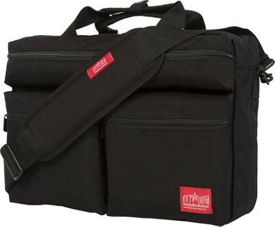 Manhattan Portage Brighton Bag Black - Manhattan Portage Designer Handbags