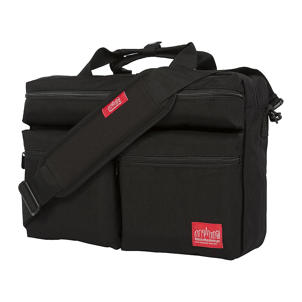 Manhattan Portage Brighton Bag Black - Manhattan Portage Designer Handbags - Handbags, Designer Handbags