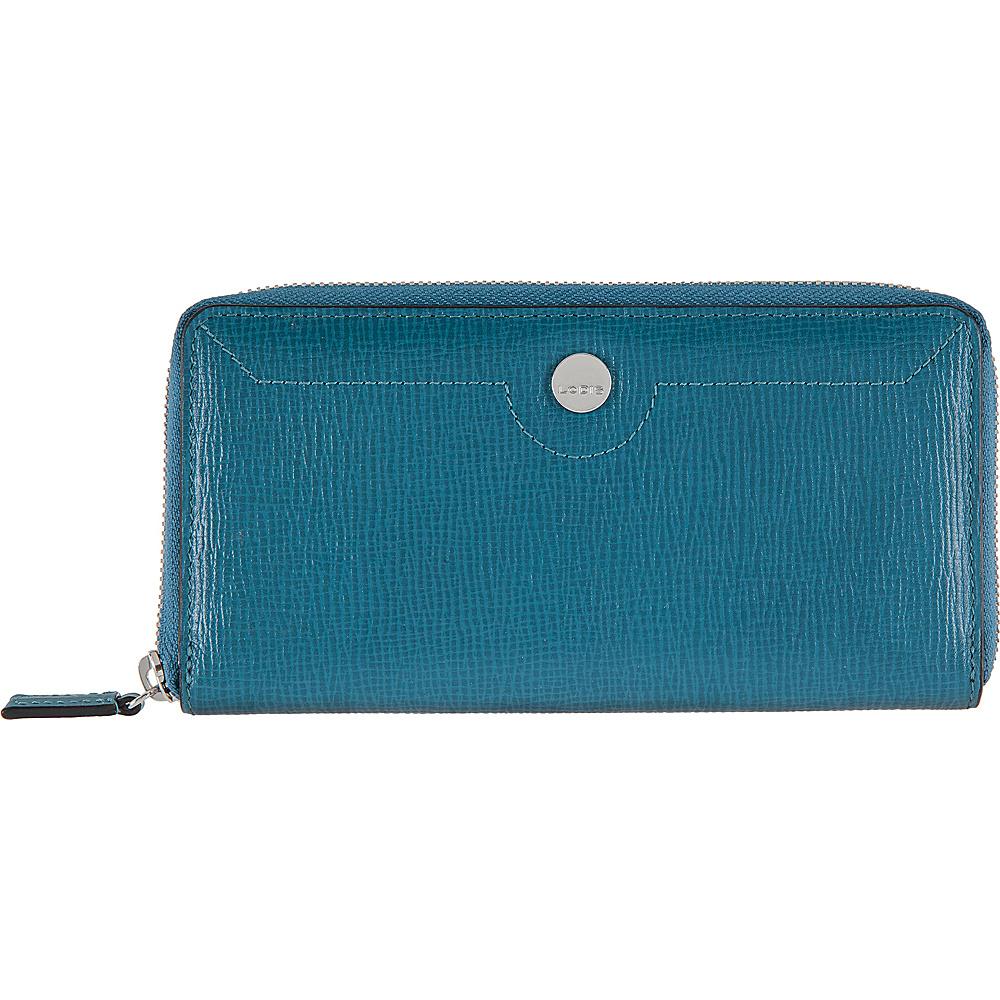Lodis Business Chic RFID Ada Zip Wallet Peacock - Lodis Womens Wallets - Women's SLG, Women's Wallets
