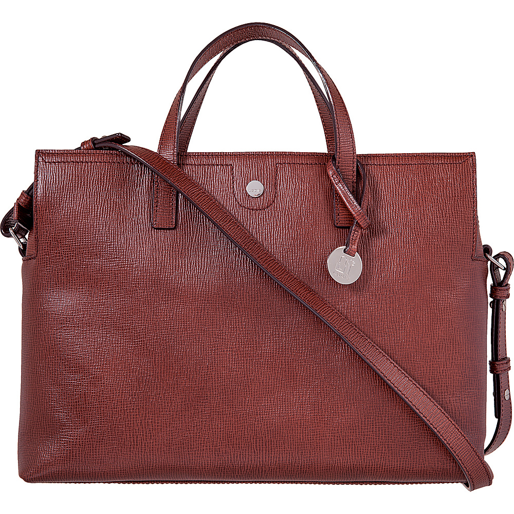Lodis Business Chic RFID Judith Laptop Brief Russet - Lodis Non-Wheeled Business Cases - Work Bags & Briefcases, Non-Wheeled Business Cases