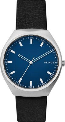 Skagen Grenen Watch Black - Skagen Watches