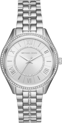 Michael Kors Watches Lauryn Three-Hand Watch Silver - Michael Kors Watches Watches