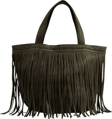 Day & Mood Anna Tote Slate - Day & Mood Leather Handbags