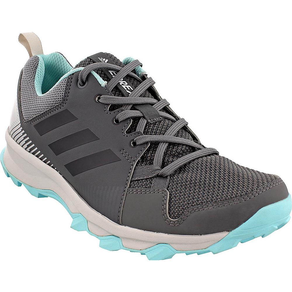 adidas outdoor Womens Terrex Tracerocker Shoe 6 - Grey Five/Chalk White/Easy Coral - adidas outdoor Womens Footwear - Apparel & Footwear, Women's Footwear