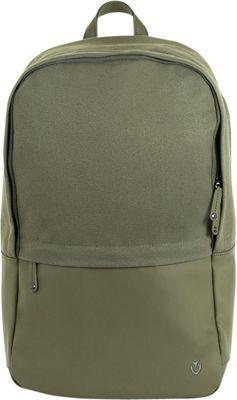 Vessel Pure Backpack Olive - Vessel Laptop Backpacks