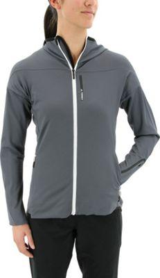 adidas outdoor Womens Terrex Radical Fleece Jacket XL - Grey Five - adidas outdoor Women's Apparel