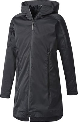 adidas outdoor Womens ZNE Parka XS - Black - adidas outdoor Women's Apparel 10600779