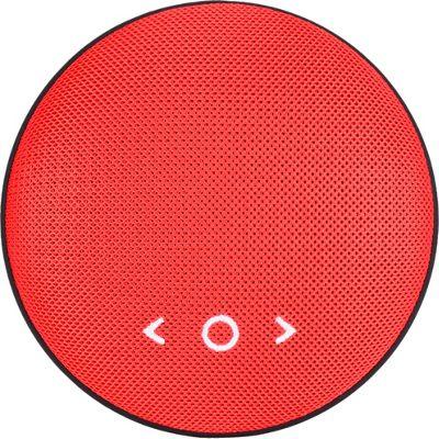 TIC Cookie Ultra-Portable Outdoor Bluetooth Speaker Red - TIC Headphones & Speakers