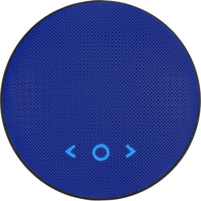 TIC Cookie Ultra-Portable Outdoor Bluetooth Speaker Blue - TIC Headphones & Speakers