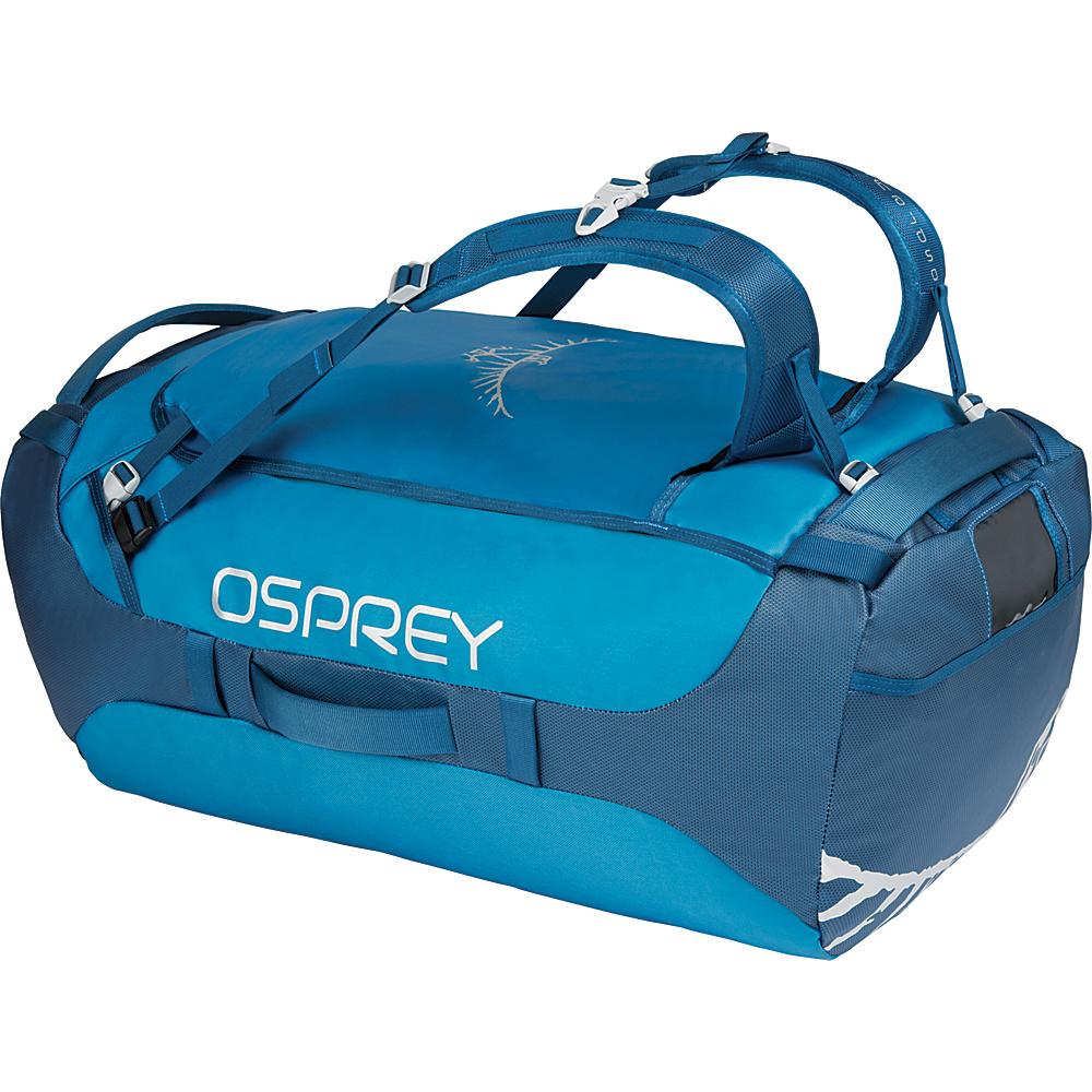 Osprey Transporter 95L Duffel Kingfisher Blue - Osprey Travel Duffels - Duffels, Travel Duffels