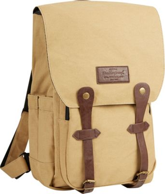 Weatherproof Relaxed 17 inch Laptop Backpack Tan - Weatherproof Business & Laptop Backpacks