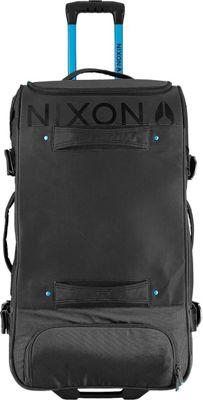Nixon Continental Large Roller Bag II Black - Nixon Softside Checked