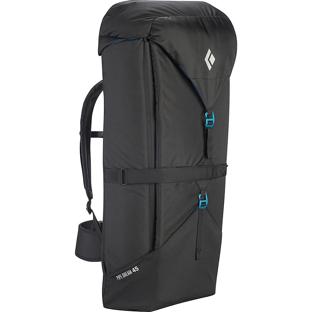 Black Diamond Pipe Dream 45 Crash Pad Pack Black - Black Diamond Backpacking Packs - Outdoor, Backpacking Packs