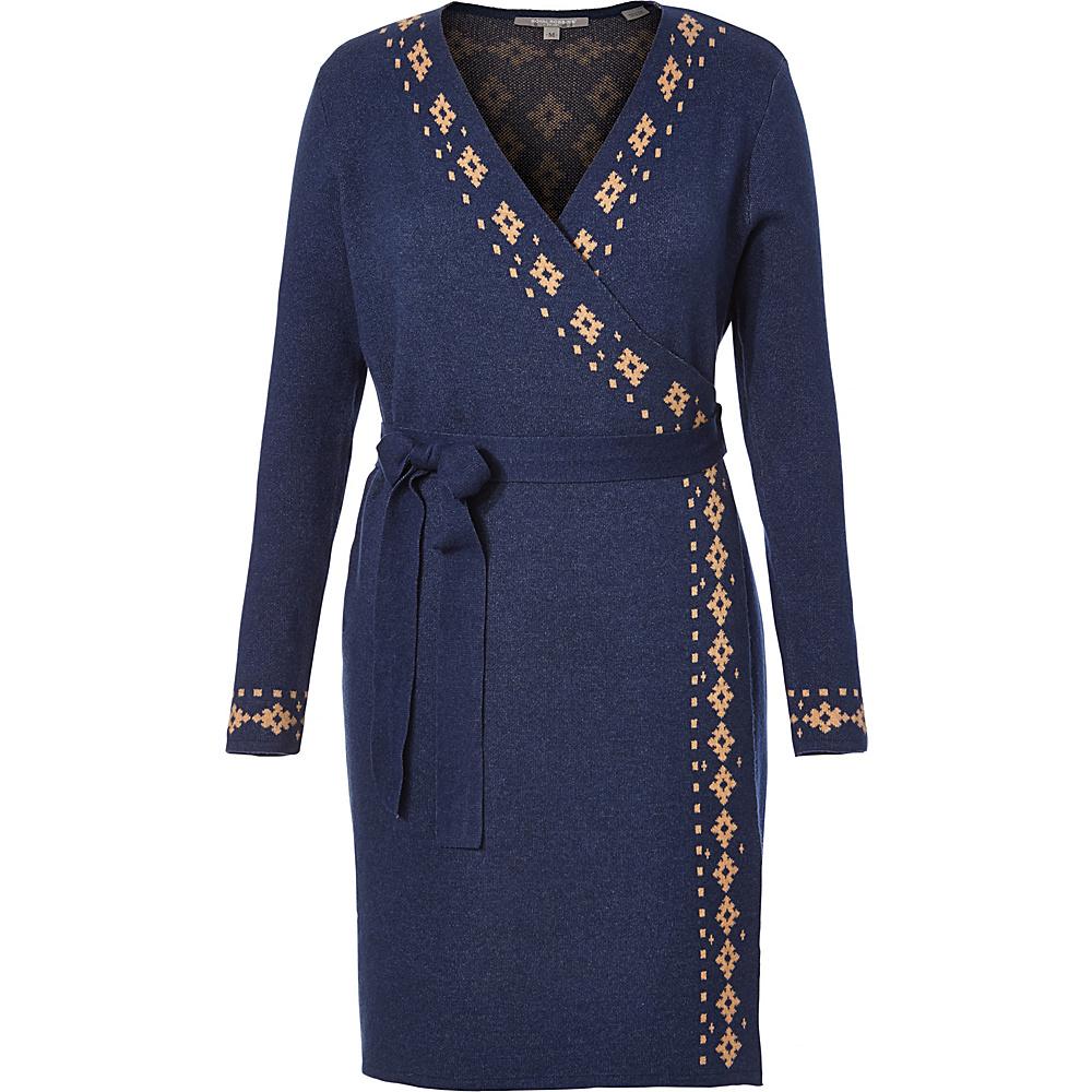 Royal Robbins Womens Double Knit Dress M - Navy - Royal Robbins Womens Apparel - Apparel & Footwear, Women's Apparel