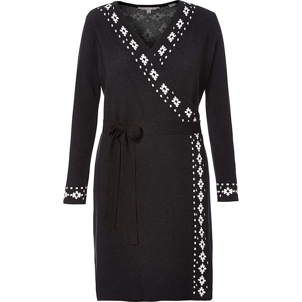 Royal Robbins Womens Double Knit Dress XS - Jet Black - Royal Robbins Womens Apparel - Apparel & Footwear, Women's Apparel