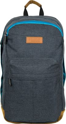 All of Us All of Us Supernova Laptop Backpack Black - All of Us Business & Laptop Backpacks