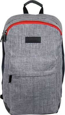 All of Us Supernova Laptop Backpack Heather Grey - All of Us Business & Laptop Backpacks