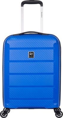 Revelation Tobago 22 inch Lightweight Hardside Carry-On Spinner Luggage Blue - Revelation Hardside Carry-On