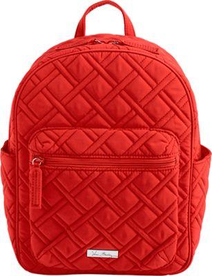 Vera Bradley Leighton Backpack - Retired Colors Canyon Sunset - Vera Bradley Fabric Handbags
