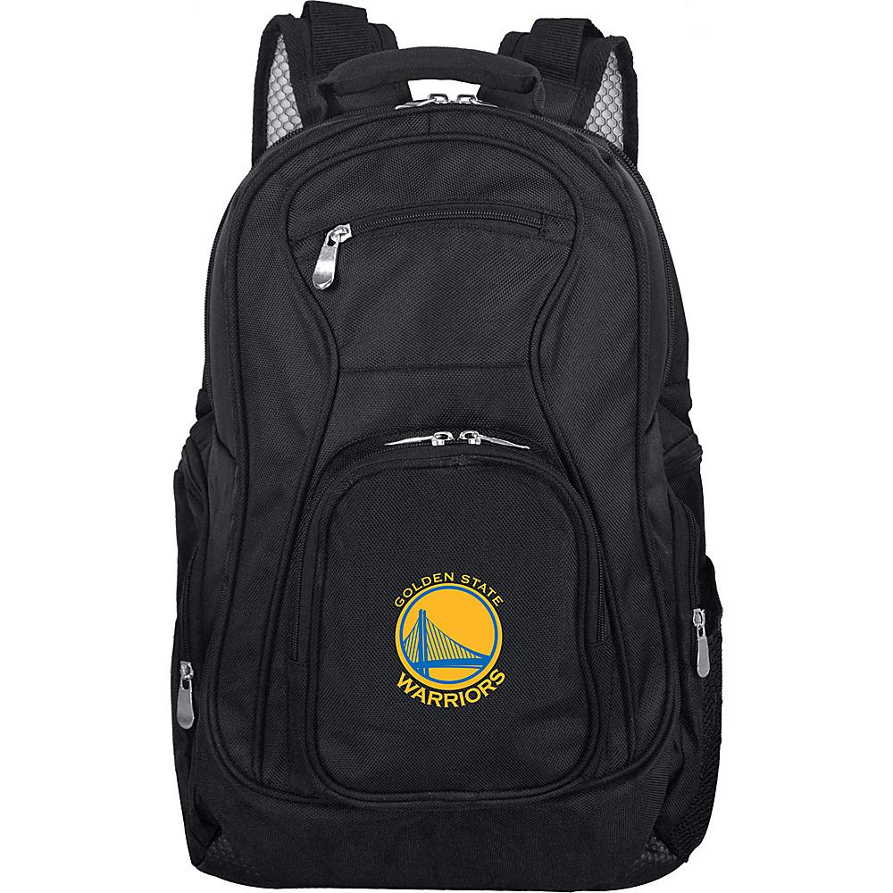 MOJO Denco NBA Laptop Backpack Golden State Warriors - MOJO Denco Business & Laptop Backpacks - Backpacks, Business & Laptop Backpacks