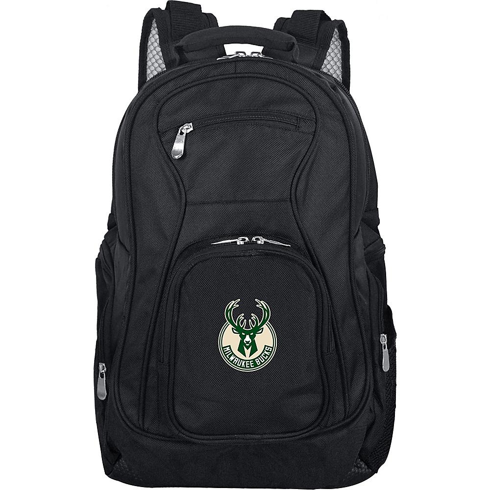 MOJO Denco NBA Laptop Backpack Milwaukee Bucks - MOJO Denco Business & Laptop Backpacks - Backpacks, Business & Laptop Backpacks