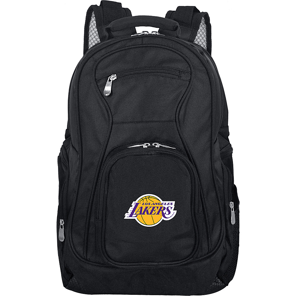 MOJO Denco NBA Laptop Backpack Los Angeles Lakers - MOJO Denco Business & Laptop Backpacks - Backpacks, Business & Laptop Backpacks