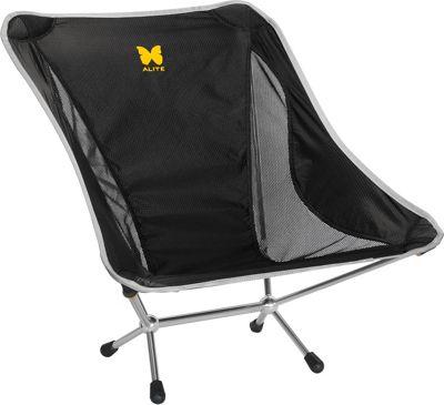 Alite Designs Mantis Chair Black - Alite Designs Outdoor Accessories